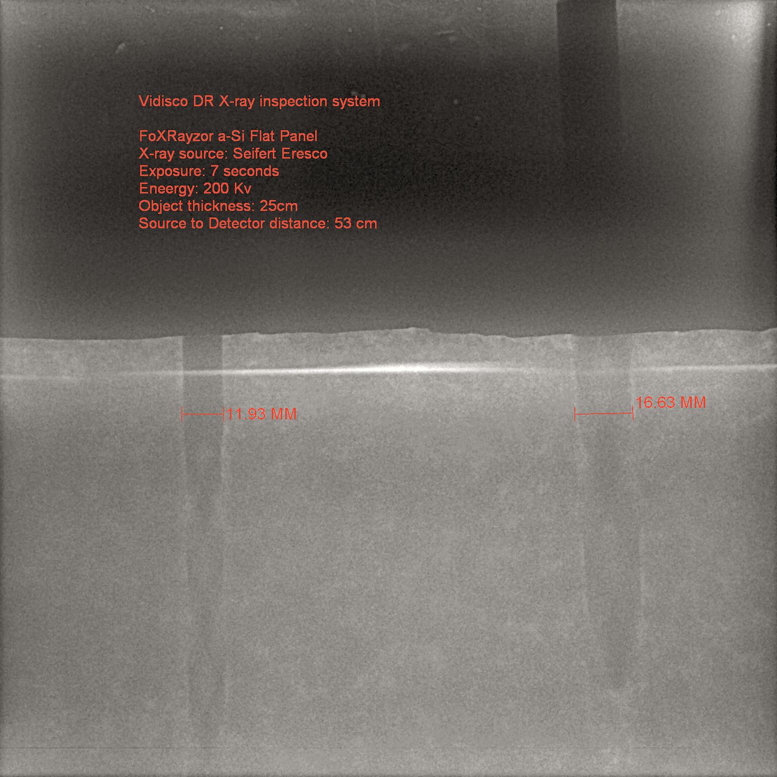 Concrete Radiography Australian Concrete Xray